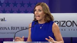 Download McSally and Sinema debate for U.S. Senate seat in Arizona: healthcare Video