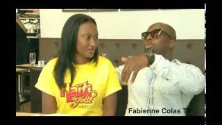 Download 5 gwo kesyon Fabienne Colas poze Wyclef Jean Montreal | Interview exclusif Video