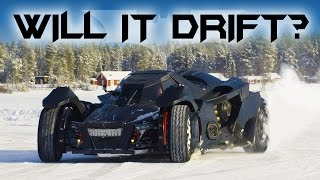 Download Can I Drift The Batmobile? Video