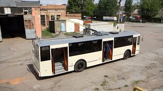 Download Житомирське ТТУ показало тролейбус, який зібрало «з нуля» - Житомир.info Video