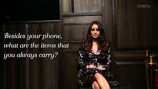 Download 10 questions with Shraddha Kapoor Video