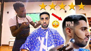 Download HAIRCUT At The BEST REVIEWED BARBER In DUBAI (7 STAR) Video
