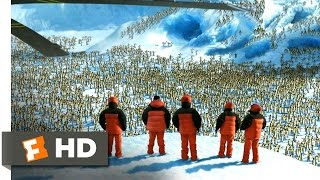 Download Happy Feet (10/10) Movie CLIP - Dancing for the Aliens (2006) HD Video