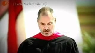 Download Steve Jobs berühmteste Rede in Deutsch - Motivation und Leidenschaft pur! Video