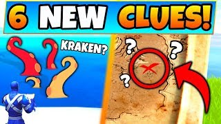 Download Fortnite: KRAKEN MONSTER COMING TO THE MAP?! - 6 Clues and Theories in Battle Royale Season 8 Video