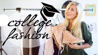 Download 10 College Wardrobe Essentials Video