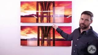 Download Acrylic Prints vs. Metal Prints- Artbeat Studios Video