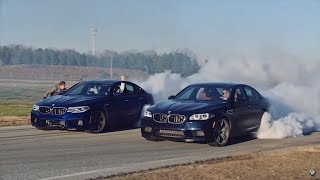 Download Behind the scenes: Watch how BMW attempted TWO GUINNESS WORLD RECORDS™ titles in the ALL-NEW BMW M5 Video