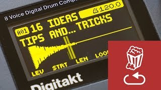 Download 16 advanced Digitakt ideas, tips and tricks Video