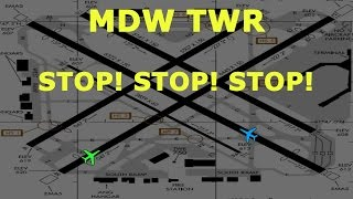 Download [REAL ATC] Delta and Southwest VERY CLOSE CALL on takeoff Video
