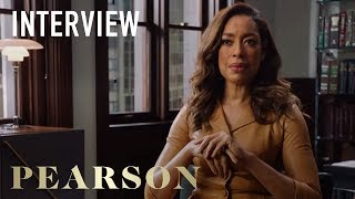 Download Pearson | Gina Torres Interview | on USA Network Video