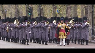 Download Remembrance Sunday 2014, London: The Military Bands Video