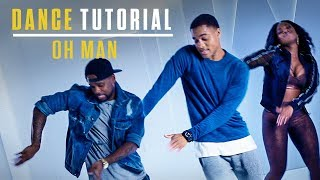 Download Step Up: High Water | Dance Tutorial | Oh Man Video