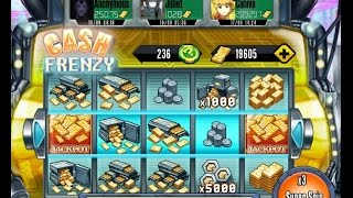 Download Mutants Genetic Gladiators - Cash Frenzy super spin x3 Video