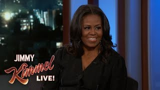 Download Michelle Obama on Firing Staffers, Running for Office & Barack's Work Ethic Video