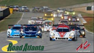Download Assetto Corsa - GTLM/Prototype @ Road Atlanta Video