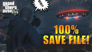 Download How to Install 100% Save File on Grand Theft Auto 5 PC - Tutorial Video