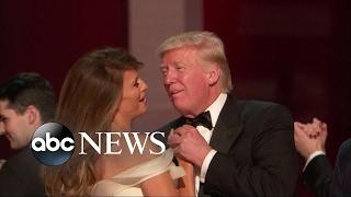 Download Trump Inaugural Balls: All the Highlights Video