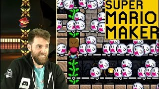 Download Don't Overthink It... CHEESE IT! // Twitter Levels! [SUPER MARIO MAKER] Video