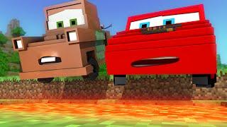 Download ″Disney Pixar's Cars in Minecraft 2″ - Animation Video