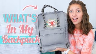 Download What's in My Backpack | Back to School 2019 Video