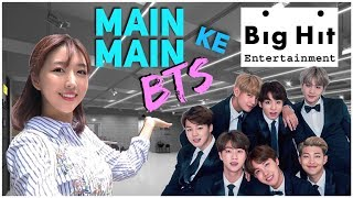 Download MAIN-MAIN KE BIG HIT ENTERTAINMENT (BTS BANGTAN) Video