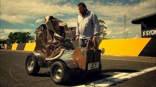 Download World's Smallest Car Vs Jet   Top Gear Festival Sydney Video
