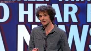 Download Unlikely things to hear in a news programme - Mock the Week - Series 11 Episode 10 - BBC Two Video