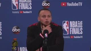 Download Stephen Curry & Draymond Green Postgame Interview | Cavaliers vs Warriors NBA Finals Game 1 Video