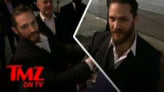 Download Tom Hardy Sets The Record Straight | TMZ TV Video