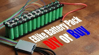 Download EBike Battery Pack || DIY or Buy || Electric Bike Conversion (Part 2) Video