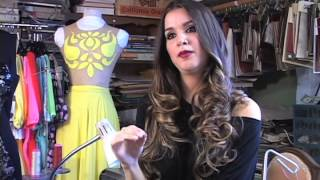 Download آشنایی با نگار تفرشی طراح موفق ایرانی Video