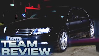 Download Volkswagen Phaeton W12 (Team Review) - Fifth Gear Video