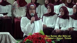 Download Xhamia e Rinisë - Tetovë Hatme dhe dua Hifzi 2016 Video