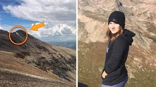 Download Girl Heard Rumor About Barking Dog On Mountain- Climbs Up And Makes Incredible Discovery Video