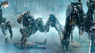 Download 자아를 가진 로봇과 싸우게된 미해병대 (긴장감 ㄷㄷ) Video