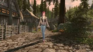 Download HDT High Heels in Skyrim Special Edition! Video