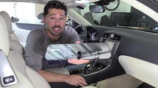 Download HOW TO INSTALL AND WIRE BACKUP CAMERA / DASH CAM DVR SYSTEM Video