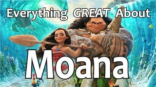 Download Everything GREAT About Moana! Video