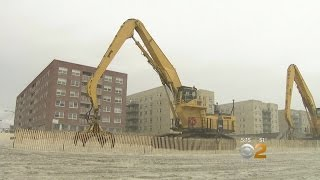 Download Long Beach Facing Possible Beach Closures This Summer For Protection Work Video