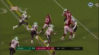 Download Oklahoma vs. Tulane Football Highlights Video
