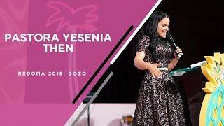 Download PASTORA YESENIA THEN EN LA CONFERENCIA REDOMA 2018 GOZO Video