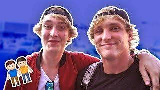 Download WE FOUND LOGAN PAUL'S TWIN **WTF** Video