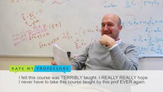 Download Profs Read Rate My Prof Comments Video