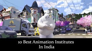 Download 10 Best Animation Institutes In India Video