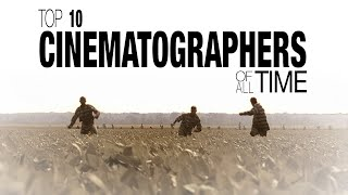 Download Top 10 Cinematographers of All Time Video