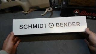 Download Schmidt & Bender PMII unbox and compare Video