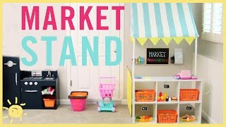 Download DIY | Market Stand Tutorial Video