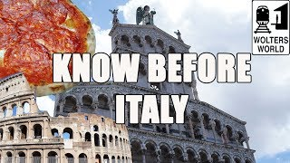 Download Visit Italy: What You Should Know Before You Visit Italy Video
