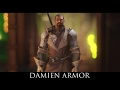 Download TES V - Skyrim Mods: Damien Armor Video